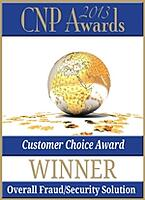 Best Overall Fraud Security Solution – Customer Choice