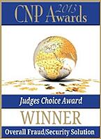 Best Overall Fraud Security Solution – Judges Choice