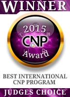 Judges Choice - Best International CNP Program