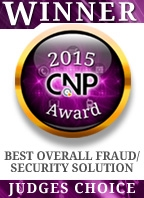 Judges Choice - Best Overall Fraud Security Solution