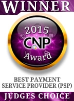 Judges Choice - Best Payment Service Provider (PSP)