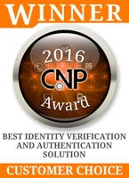 Customer Choice – Best Identity Verification and Authentication Solution