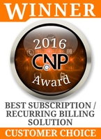 Customer Choice – Best Subscription Recurring Billing Solution
