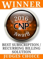 Judges Choice – Best Subscription Recurring Billing Program
