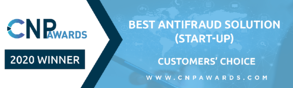 CNPAwards_Email Banner Template-Customer Choice_Best Antifraud Solution (Start-Up)