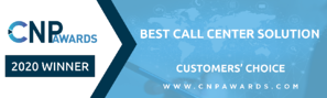 CNPAwards_Email Banner Template-Customer Choice_Best Call Center Solution