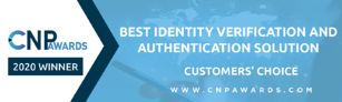 CNPAwards_Email Banner Template-Customer Choice_Best Identity Verification and Authentication Solution