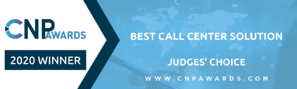 CNPAwards_Email Banner Template-Judges Choice_Best Call Center Solution
