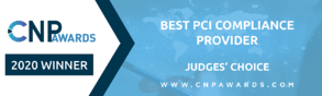 CNPAwards_Email Banner Template-Judges Choice_Best PCI Compliance Provider