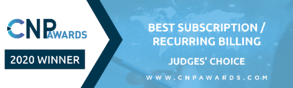 CNPAwards_Email Banner Template-Judges Choice_Best Subscription-Recurring Billing