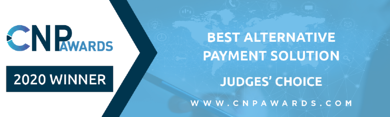 CNPAwards_Email Banner Template-Judges Choice_Best Alternative Payment Solution