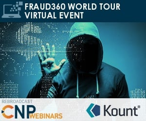 Fraud360 World Tour Virtual Event