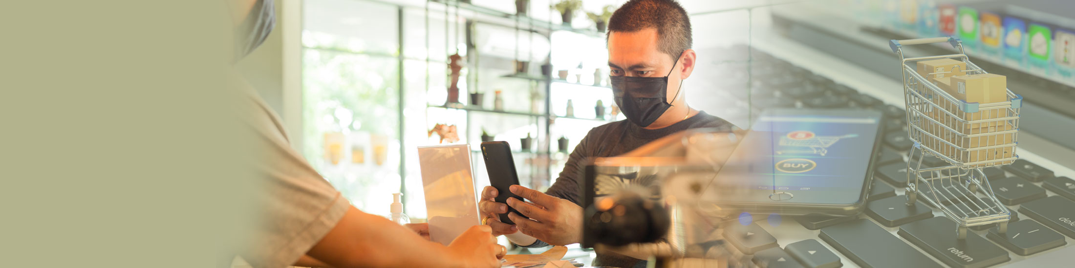 Pandemic Pushes Digital Wallet Adoption, Online Shopping Higher