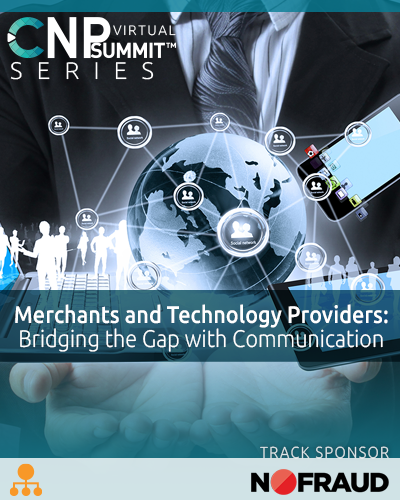 Education Session Merchants and Technology Providers CNP Virtual Summit Series 21 400x500